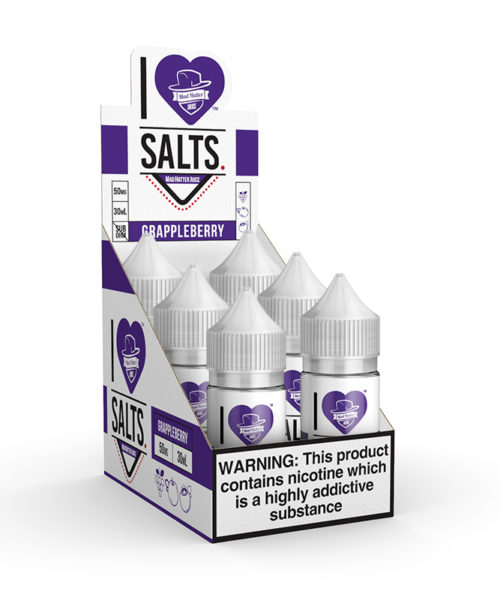 I Love Salts Grappleberry Refill