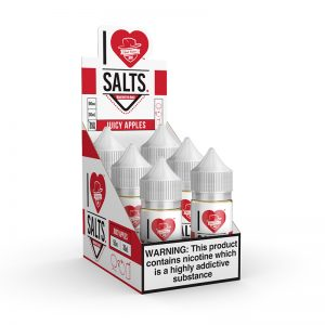 I Love Salts Juicy Apples Refill