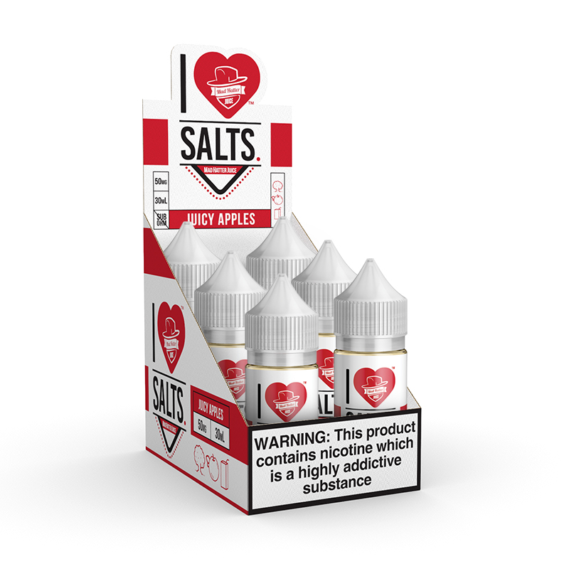 I Love Salts Juicy Apples Refill