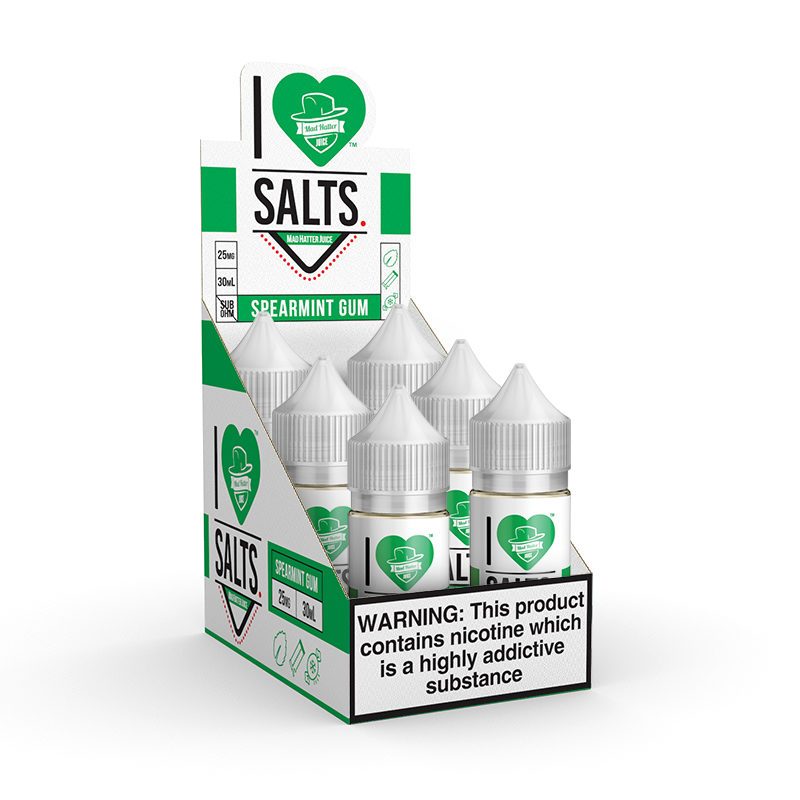 I Love Salts Spearmint Gum Refill