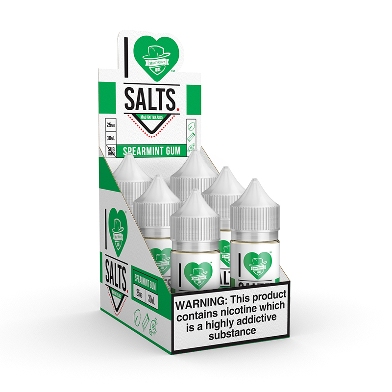 I Love Salts Spearmint Gum Refill