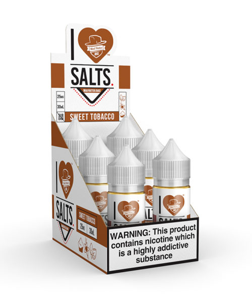 I Love Salts Sweet Tobacco Refill