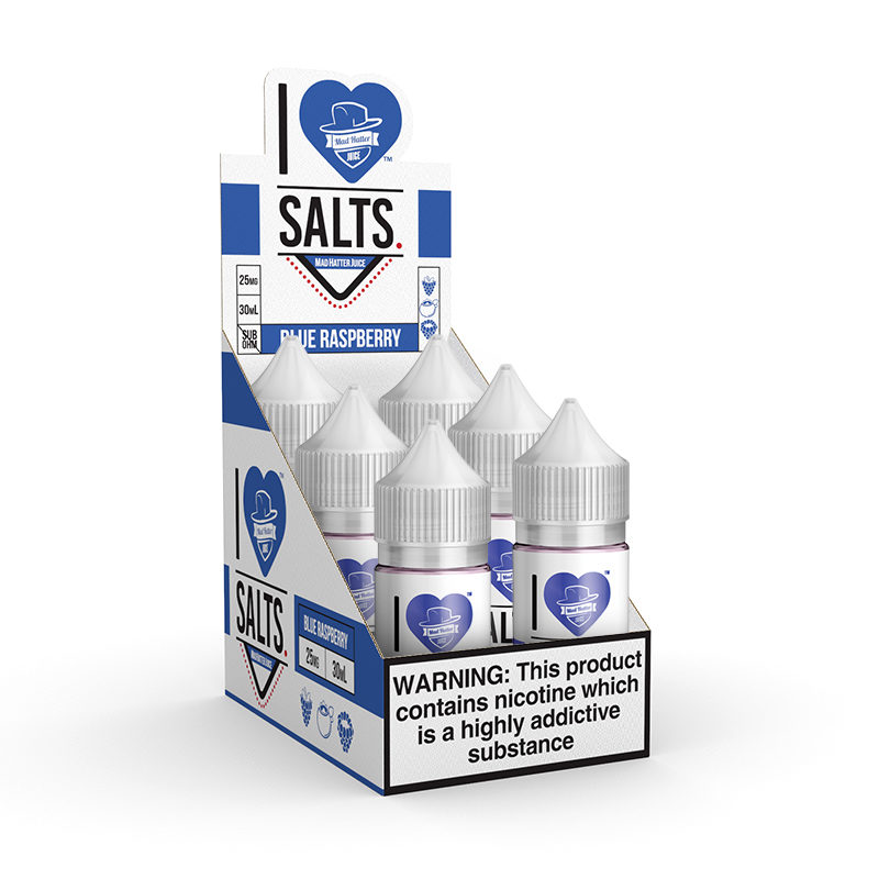 I Love Salts Blue Raspberry Refill