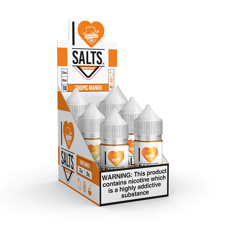 I Love Salts Tropic Mango Refill