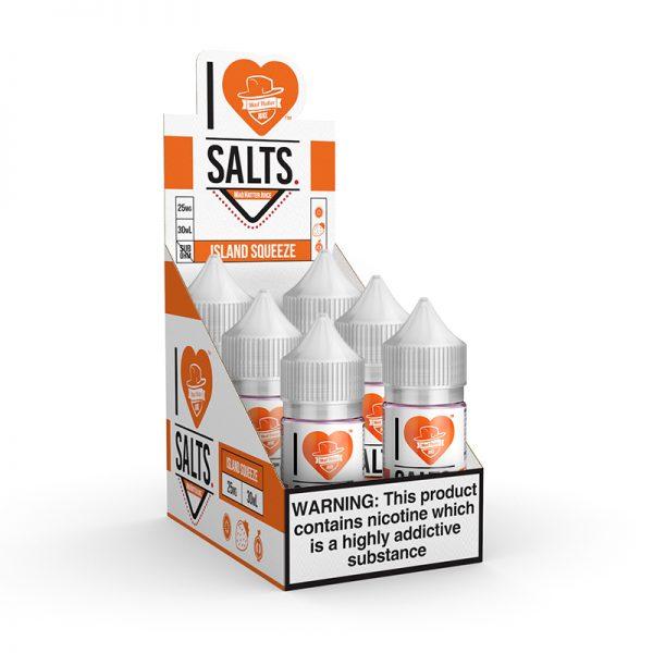 I Love Salts Island Squeeze Refill