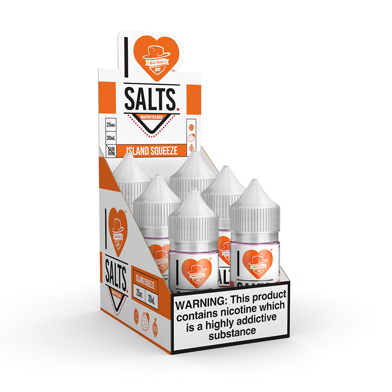 I Love Salts Island Squeeze Refill