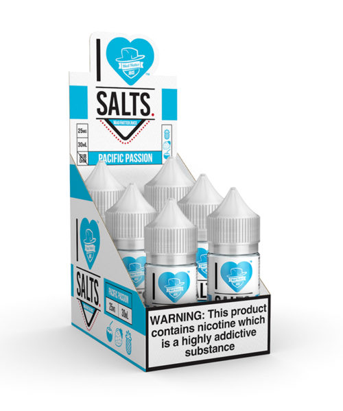 I Love Salts Pacific Passion Refill