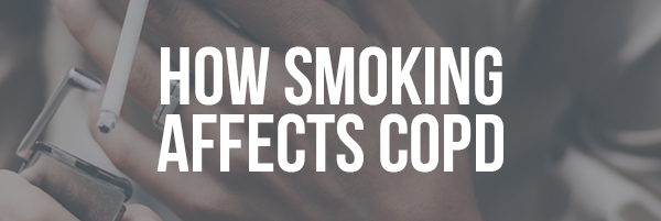 How Smoking Affects COPD